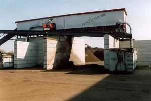 Unterbau für Maschinen und Anlagen