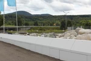 MEGABLOC Parkplatz Anfahrschutz